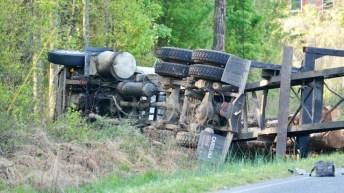Accident - OLd Mt Olive Highway 04-06-20-1JP