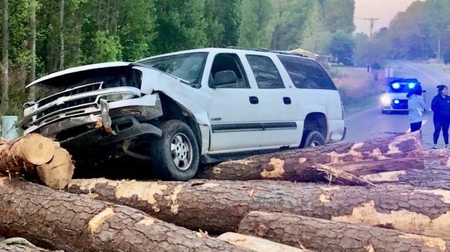 Accident - Old Mt Olive Highway 04-06-20-3JP