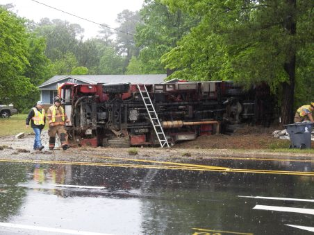 Cleveland FD Accident 04-30-20-11ML