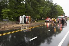 Cleveland FD Accident 04-30-20-6ML