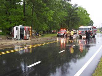 Cleveland FD Accident 04-30-20-7ML