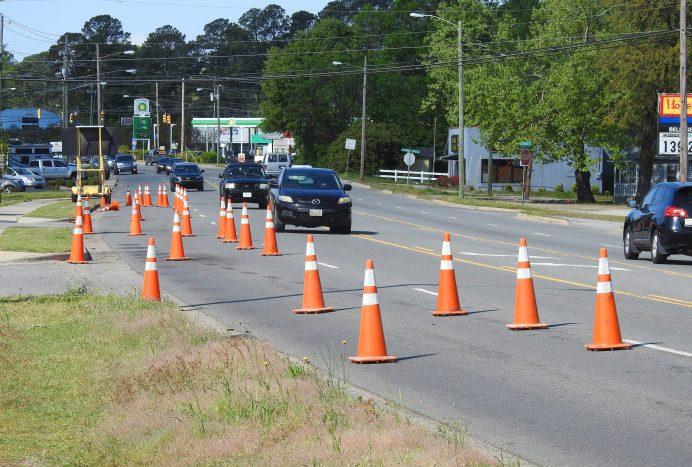 US301 Traffic Lane Closure 04-10-20-2ML