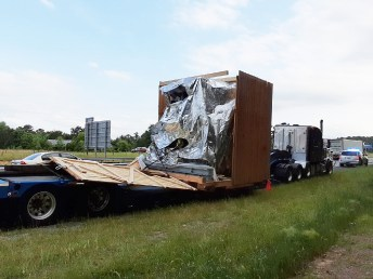 Accident - I-95 Brogden Road 05-07-20-1DOT