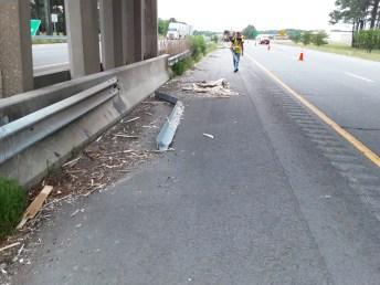 Accident - I-95 Brogden Road 05-07-20-2DOT