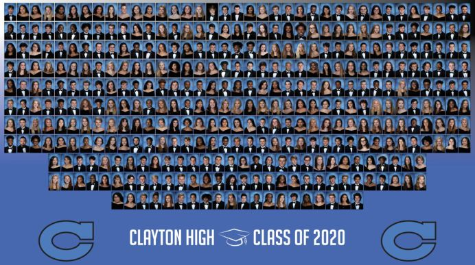 Clayton High Seniors 06-10-20-7CP