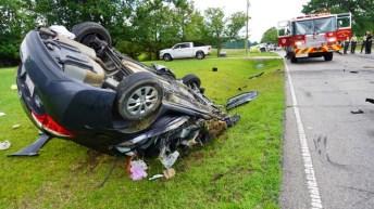 Accident - Highway 96 North, Selma 07-14-20-5JP