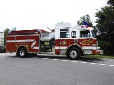 Fire - Tractor Trailer I-95, Keen Road, 07-13-20-7ML