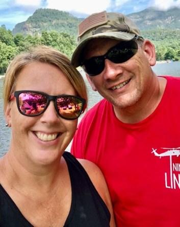 Kristy and Jason Dean