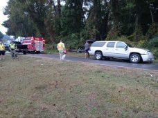 Accident - I95 Four Oaks 10-10-20-1ML