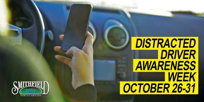 Distracted Driver Awareness Week 10-23-20C