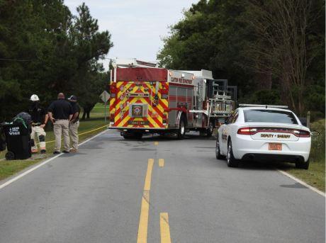 Fire - Jack Road, 10-15-20-1ML
