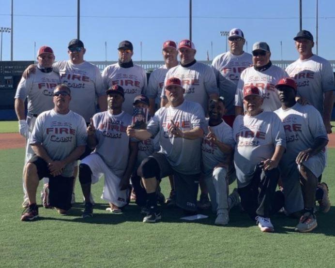 East Coast Fire Softball Team 11-06-20CP