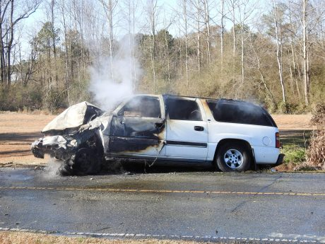 Johnston County Report Photo