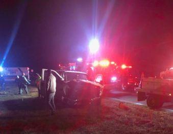 Accident - Old Fairground, Benson Hardee Road 12-14-20-3