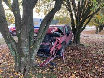 Accident - Swift Creek Road, 12-09-20-2C