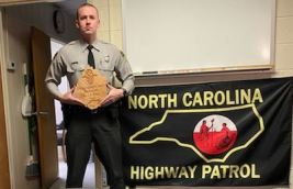 Trooper C.M. Wilson issued the most Seatbelt charges.