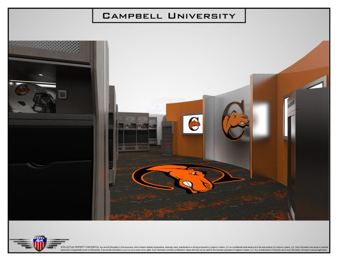Campbell Football Locker Room 02-04-21-1