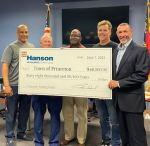 Princeton Hanson Donation 06-11-21CP