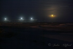 Wildwood Crest Supermoon Sept. 2015