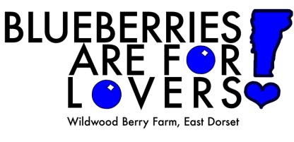Blueberries are for Lovers!