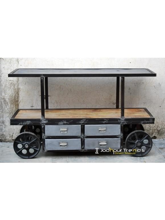 Exhibition Cart in Industrial Design | Jodhpur Furniture Exhibition