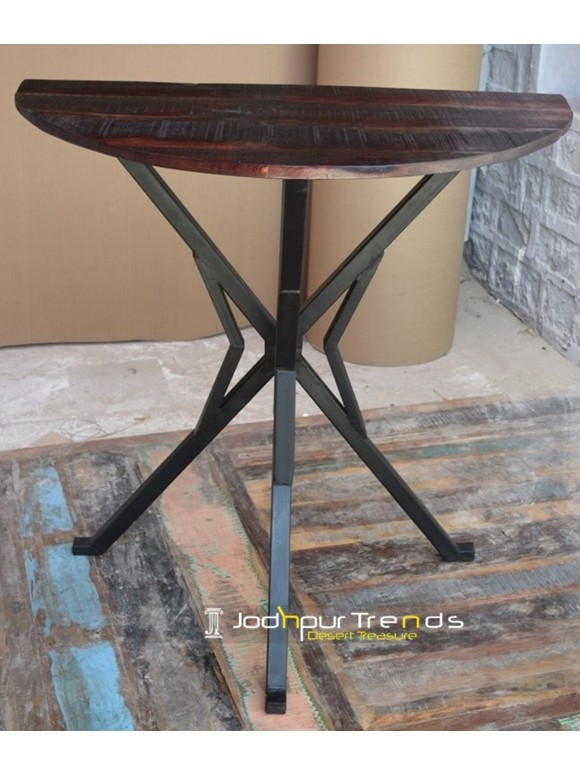 Industrial Cafe Table | Cafe Tables and Chairs for Sale