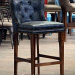 Leather Bar Chair | Bar Stool Chairs Online India