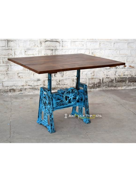 Industrial Table, Bar Table, Cast Iron Table, Banquet Table, Best Hospitality Furniture