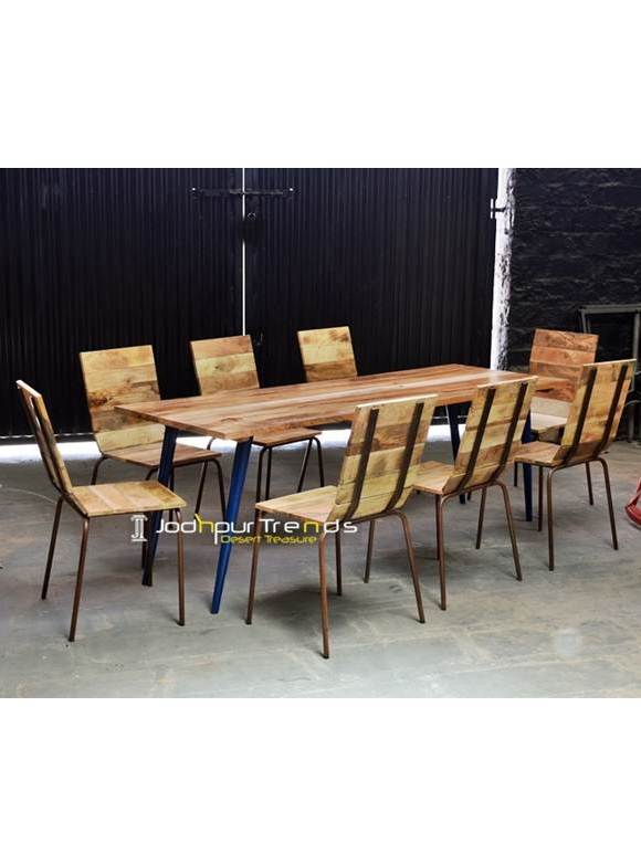 Folding Dining Set, Industrial Table Chair Set , Industrial Furniture Store