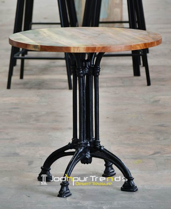 Tables for Restaurant, Iron Restaurant Table, Heavy Metal Table , Restaurant Style Dining Tables
