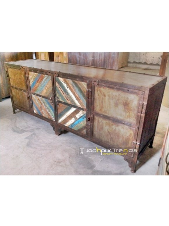 Old Rustic TVC Recycled Indian Furniture