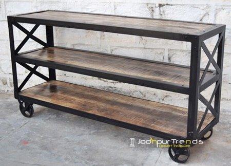 industrial furniture jodhpur india, Hotel console table desgin (14)