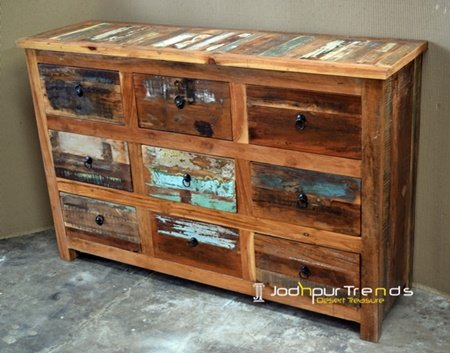 Old Wood Cabinet Jodhpur Furniture Design