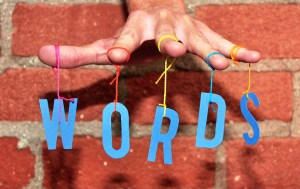Words on Fingers