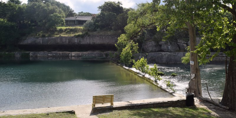 Things to do in Wimberley - Jump in Cypress Creek