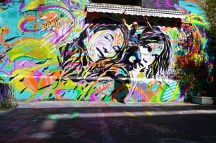 Mur Les FRIGOS PARIS by Jo Di Bona 2017
