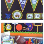 Sports Classroom Theme Ideas Jodi Durgin Education Co