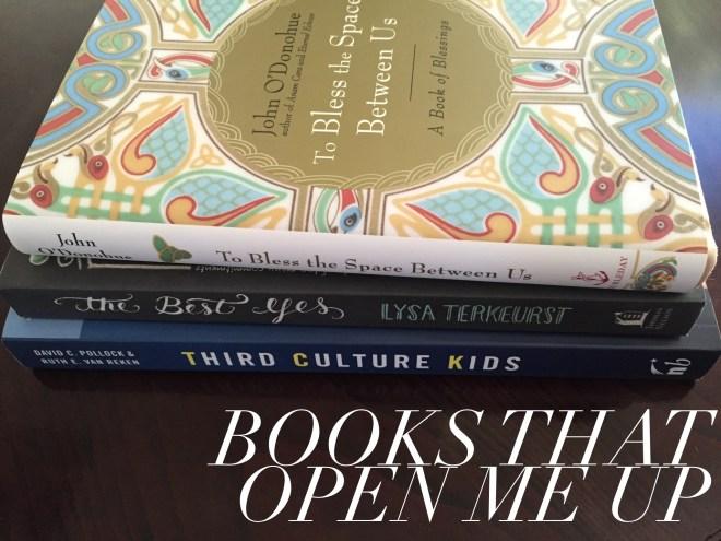books open