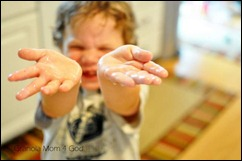 Babba Sticky Hands