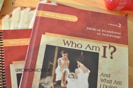 apologia Who Am I worldview