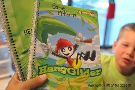 awana homeschool hang glider