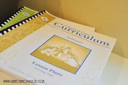 classical core curriculum memoria press