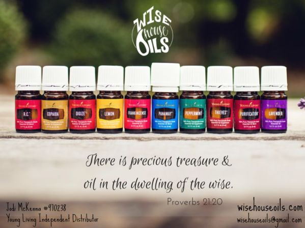 precious oils independent distributor