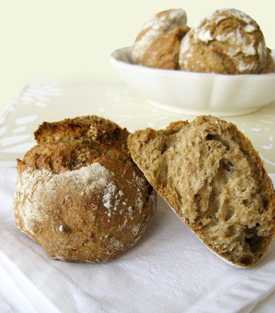 no knead bread-5web