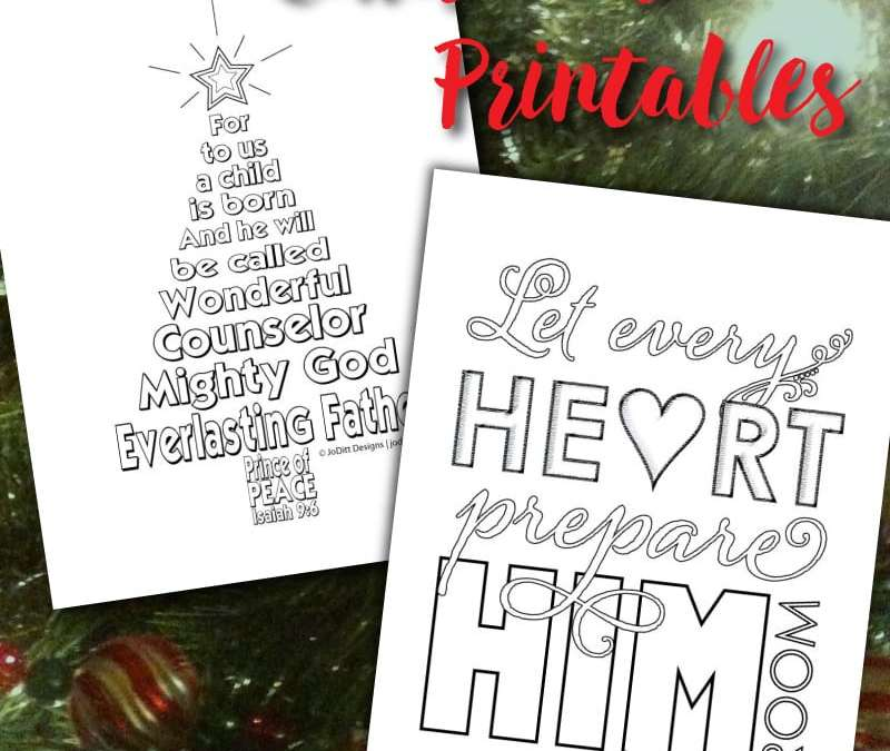 Are You Ready for Christmas + Free Christmas Printables