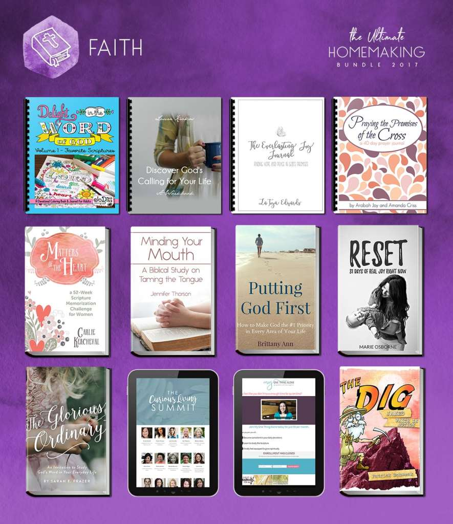 Faith ebooks