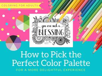 creative gift ideas for christian women - How to Pick the Perfect Color Palette