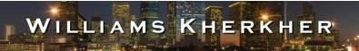 Williams Kherkher logo