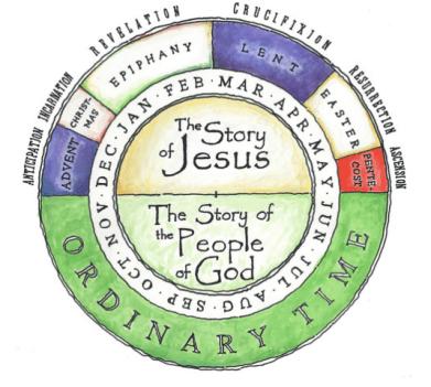 presbyterian calendar