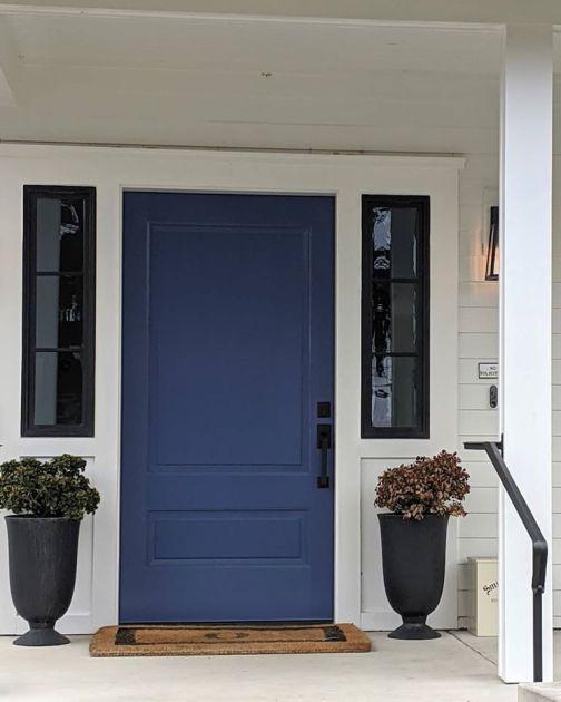blue door tacoma